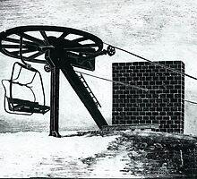 The Bull Wheel by NJjessie
