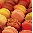 french macarons by AnnaGo