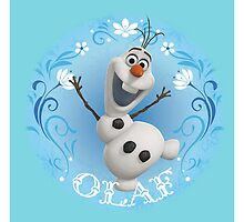 Olaf - Frozen by ilikefood