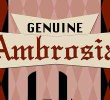 Ambrosia - So Say We All Sticker