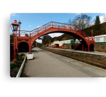 Goathland Railway Station Canvas Print