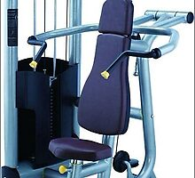 fitness equipment china by isophia61