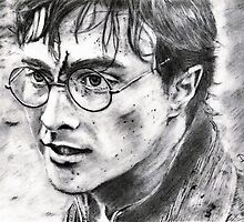 harry potter_pencil by danijelg