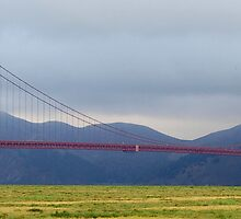 Golden Gate Bridge, San Francisco by peter694