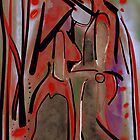 Love in Abstract by Anthea  Slade