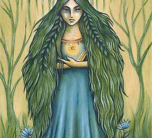 Alyenora -the Seed Keeper by NadiaTurner