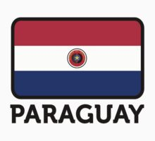 Paraguay by artpolitic