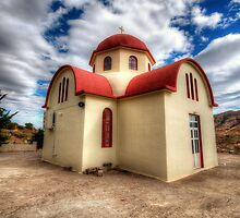 Greek Orthodox Church by Stephen Smith