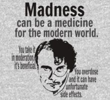 Madness can be a medicine for the modern world - Hannibal / Will by FandomizedRose