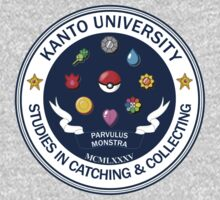 Kanto University - Pokemon Studies by Chronotaku