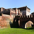 Soncino Castle by annalisa bianchetti