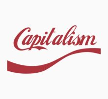 Capitalism Coca Cola by amok300