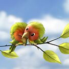 Lovebirds by Tammara