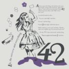 42 by TEWdream