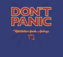 DON'T PANIC by Canadope