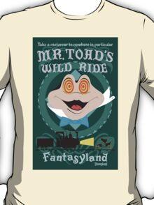 Mr. Toad's Wild Ride T-Shirt