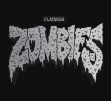 Flatbush Zombies T-Shirt 2.0 by AliveWear