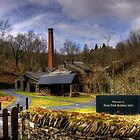 Bobbin Mill by Tom Gomez