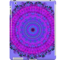 Purple Psyche Mandala iPad Case/Skin