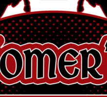Eomer Horse-master Sticker
