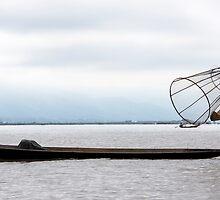 fisherman by Anne Scantlebury