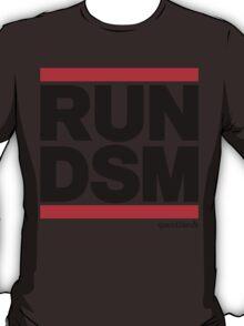 Run Des Moines DSM (v1) T-Shirt