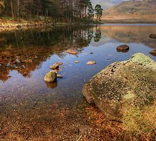 Blea Tarn by English Landscape Prints