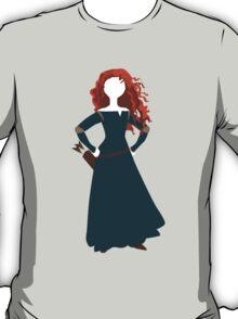 Princess Merida from Brave Disney T-Shirt