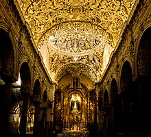 Faith of gold, Seville by AMazzocchetti