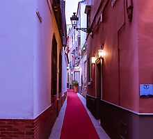 Magic Carpet Ride, Seville by AMazzocchetti