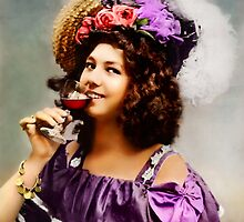 """Klondike Kate"" Rockwell by Friday501"