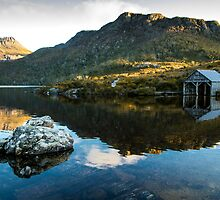 Cradle Mountain Majesty by Fiona Huddleston