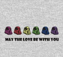 May the LOVE BE WITH YOU by the-splinters