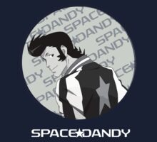 Space Dandy T-Shirt 2 by Fenx