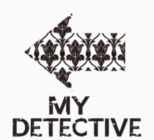 My Detective by VieWoodman