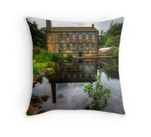 Gibsons Mill Throw Pillow