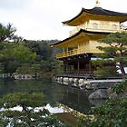 Golden Pavilion by JessicaHayley
