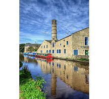 Hebden Bridge Photographic Print