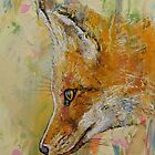 Red Fox by Michael Creese