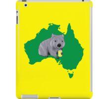 Wombat iPad Case/Skin