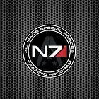 N7 logo by neutrone