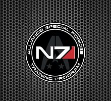 N7 logo by neutrone
