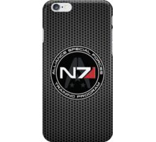 N7 logo iPhone Case/Skin