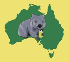 Wombat by Brinjen