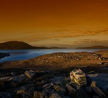 North Harris Views by English Landscape Prints