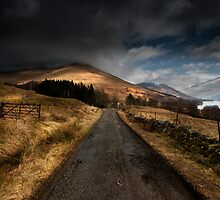 Glen Torridon by English Landscape Prints