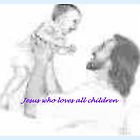 """Jesus loves all"" by Norma-jean Morrison"