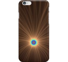 Chocolate Color Explosion iPhone Case/Skin