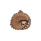 Angry Chewbacca by amyg213
