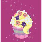 Princess Cupcake: Rapunzel  by Chantelle Janse van Rensburg